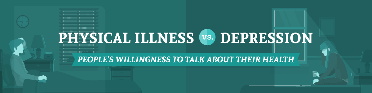 Physical Versus Mental Illness
