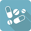 Prescription Medication Icon