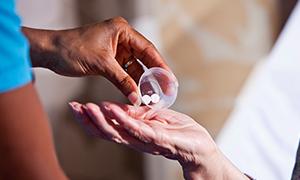 Giving medication