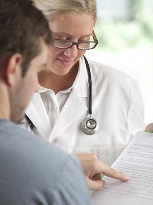 Choosing Treatment