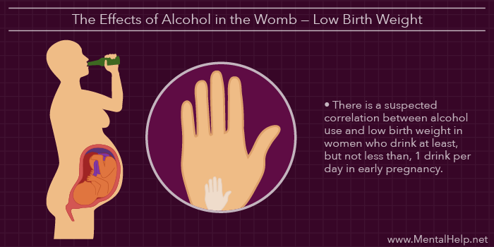 Pregnancy, Alcohol, and Low Birth Weight