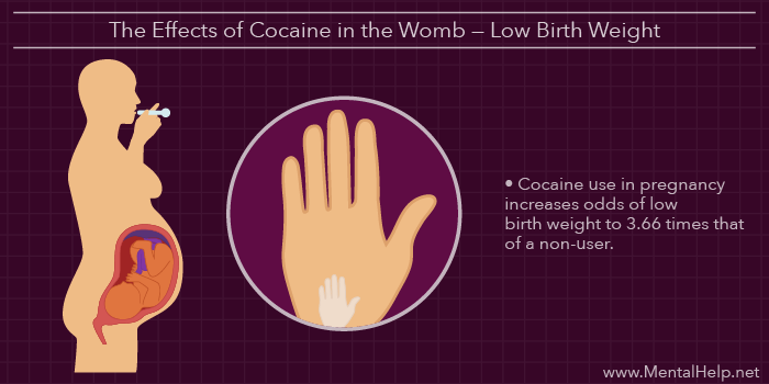 Pregnancy, Cocaine, and Low Birth Weight